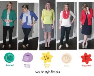 Panton spring color challenge